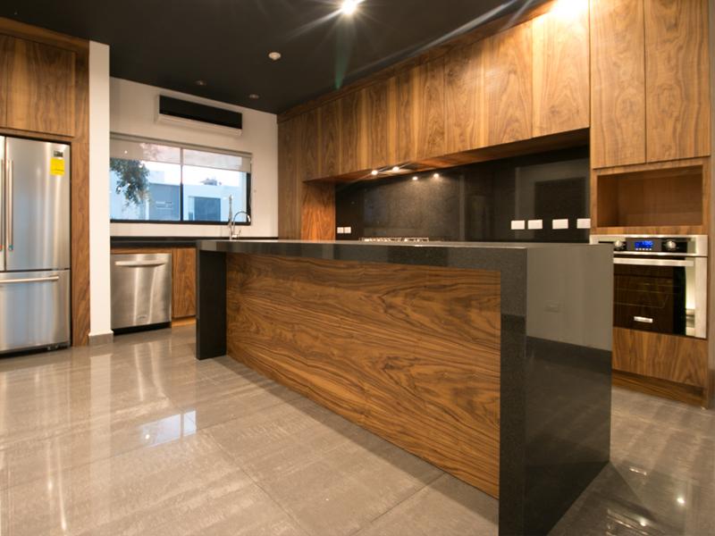 Proyectos la maderoteca for Cocina integral