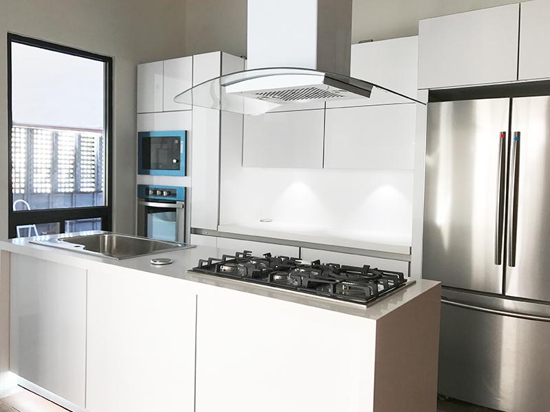 Cocinas integrales en monterrey la maderoteca for Tecnicas modernas de cocina